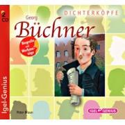 Dichterköpfe - Georg Büchner, 2 Audio-CDs