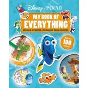 Disney Pixar My Book of Everything by Parragon Books Ltd