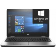 Laptop HP ProBook 650 G3 Intel Core Kaby Lake i5-7200U 256GB 8GB Win10 Pro FullHD Fingerprint