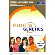 MasteringGenetics with Pearson EText - Standalone Access Card - for IGenetics by Pearson