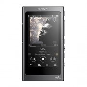 Sony NW-A35 Hi-Res Walkman with Touchscreen Display (Black)