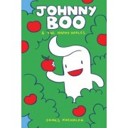 Johnny Boo: Happy Apples Vol. 3 by James Kochalka