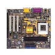 ECS P6BAP-Me - Carte-mère - micro ATX - Socket 370 - Pro133A