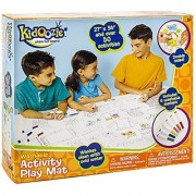 Kidoozie Washable Activity Play Mat Toy