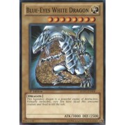 Yu-Gi-Oh! - Blue-Eyes White Dragon (SDDC-EN004) - Structure Deck: Dragons Collide - 1st Edition - Co