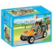 Playmobil 6636 - Veicolo del Guardiano dello Zoo