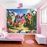 Varázslatos tündérek - 3D gyerekszoba tapéta - Walltastic