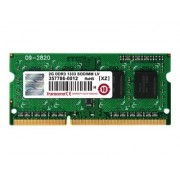SODIMM, 8GB, DDR3L, 1600MHz, Transcend, Low Voltage, CL11 (TS1GSK64W6H)