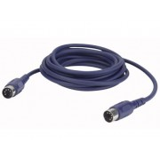 Dap Audio DIN 5p-5p Midi kábel 3 m