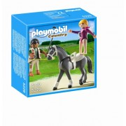 Dresor de cai, PLAYMOBIL Pony Farm