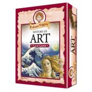 Educational Trivia Card Game - Professor Noggin's History of Art