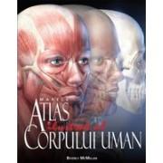 Marele atlas ilustrat al corpului uman.