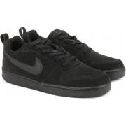 Nike COURT BOROUGH LOW Sneakers(Black)
