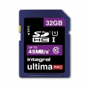 Card Integral UltimaPro SDHC 32GB Class 10 UHS-I