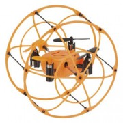 R/C Indestructable Roll Cage Quadcopter