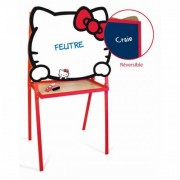 Jeujura Hello Kitty Chalk and White Board