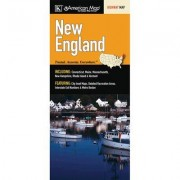 Universal Map New England Regional Map Fold Map (Set of 2) 14627