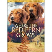 Where the Red Fern Grows [Reino Unido] [DVD]
