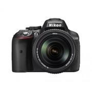 Nikon D5300 24.1 MP Digital SLR Camera (Black) with 18-140mm VR Kit Lens, 8 GB Card and Camera Bag