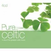 Featuring James Galway,Clannad,Christy Moore,The Chieftains etc - Pure...celtic (4CD)