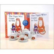 The Tiger Who Came to Tea - China Tea Set by Judith Kerr