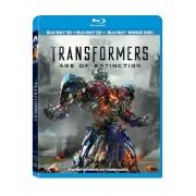 Transformers:Age of Extinction:Mark Wahlenberg,Nicola Peltz,Jack Reynor - Transformers:Exterminarea (Blu-ray 2D si Blu-ray 3D)