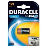 Pile Duracell Ultra M3 Photo - Duracell -123