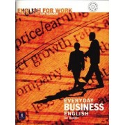 English for Work Everyday Business English book/CD Pack Book and CD by Ian Badger