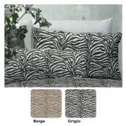 *Jungle coppia di federe cuscino letto cm 50x80