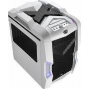 Carcasa AeroCool Strike-X Cube Windowed fara sursa Alba