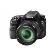 Sony Alpha A58Y 20.1MP Digital SLR Camera with 18-55 & 55-200mm Lens (SLT-A58Y) and Bag