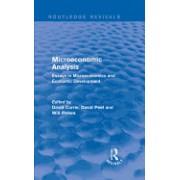 Microeconomic Analysis: Essays in Microeconomics and Economic Development
