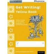 Read Write Inc. Phonics: Get Writing! Yellow Book Pack of 10 by Ruth Miskin