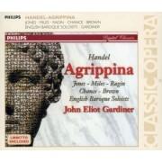 G.F. Handel - Agrippina (0028947582854) (3 CD)