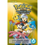 Pokemon Adventures: Diamond and Pearl/Platinum, Vol. 4 by Hidenori Kusaka