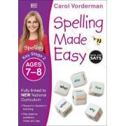 Spelling Made Easy Year 3 by Carol Vorderman