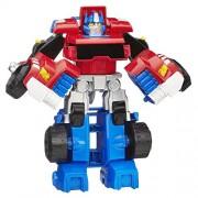Playskool Heroes Transformers Rescue Bots Optimus Prime Exclusive Figure
