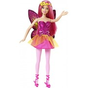 Barbie 4260418750317 - Mix and Match CFF33 libero, rosa
