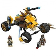 Lego Chima Lennox Lion Attack