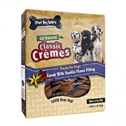 CLASSIC CREMES FOR DOGS (Carob with Vanilla Filling) (13oz) 369g