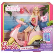 Barbie Glam Scooter Malibu Avenue