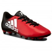 Обувки adidas - X 16.4 FxG BB1036 Red/Ftwwht/Cblack