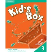Kid's Box 3 Teacher's Book: Level 3 by Melanie Williams