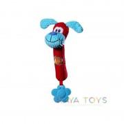 Бебешка играчка гризалка куче Babyono 1171