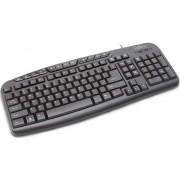 Tastatura Multimedia nJoy CMK120 (Neagra)