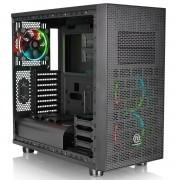 Boîtier PC Core X31 Window RGB noir 2x 5,25 pouces externe, 6x interne de 3,5 pouces, 2x 2,5 pouces interne ATX, Mini-ITX, uATX ATX 8