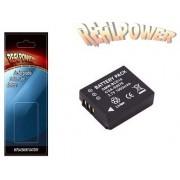 Realpower CGA-S007 (Panasonic TZ1-5, TZ11, TZ15, TZ50)