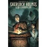 Sherlock Holmes and the Necronomicon by Sylvain Corduri