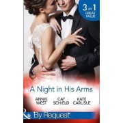 A Night in His Arms by Annie West