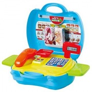 PlayGo My Carry Along Market (17 Piece)